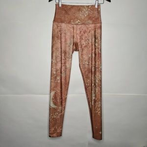 Onzie Copper Constellation Leggings M/L